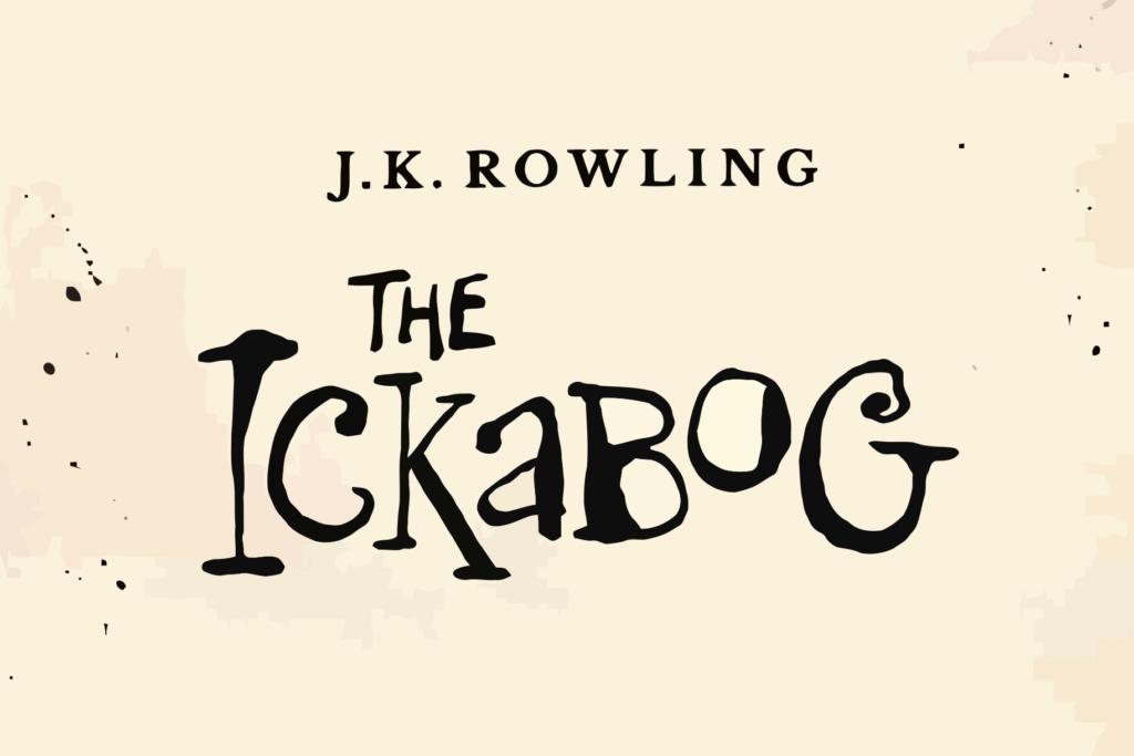 The Ickabog cover