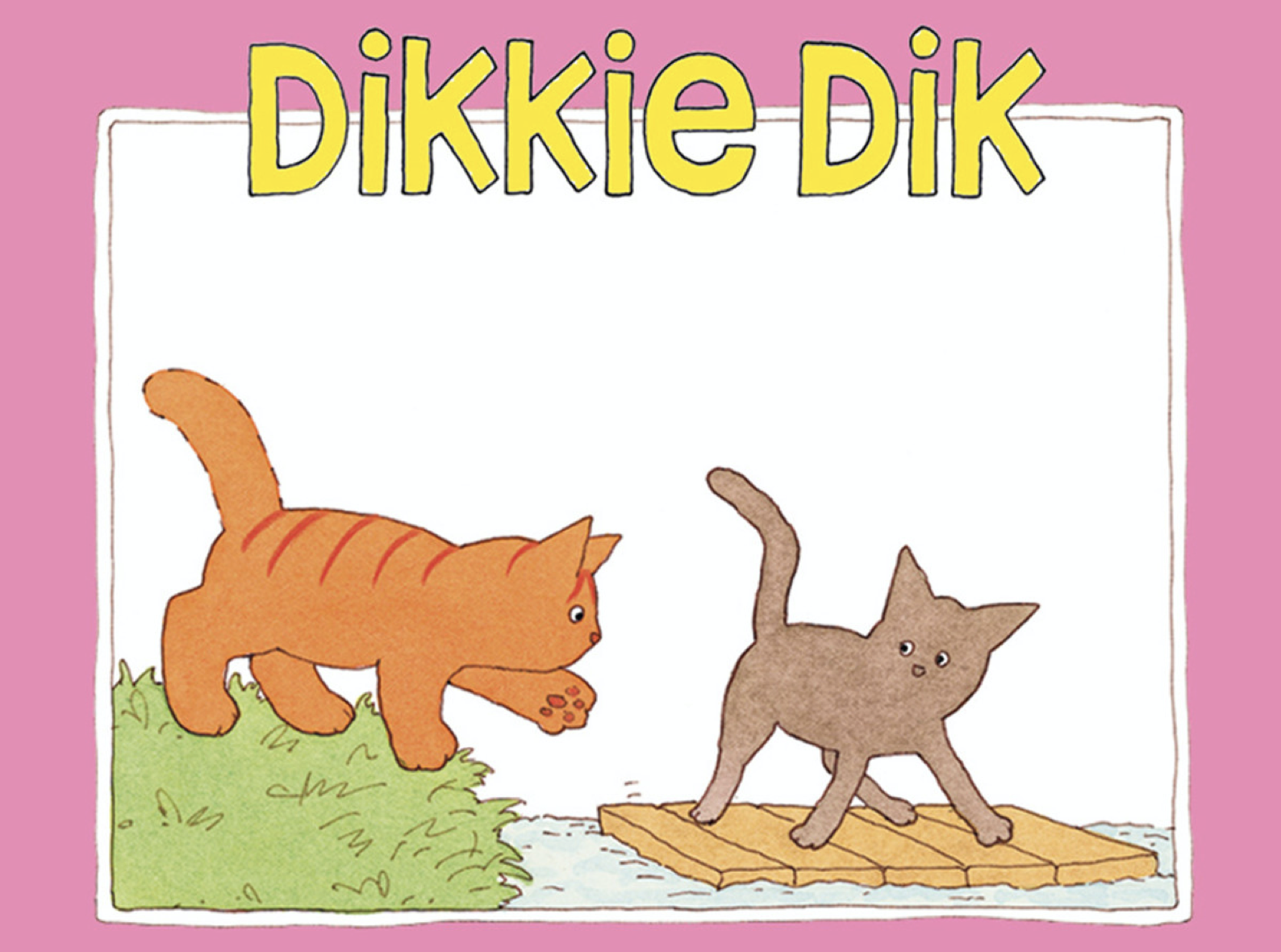 Gratis kinderboek Dikke Dik