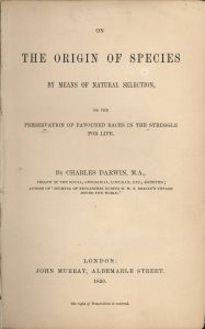 Lees meer over het artikel Charles Darwin – On the Origin of Species by Means of Natural Selection