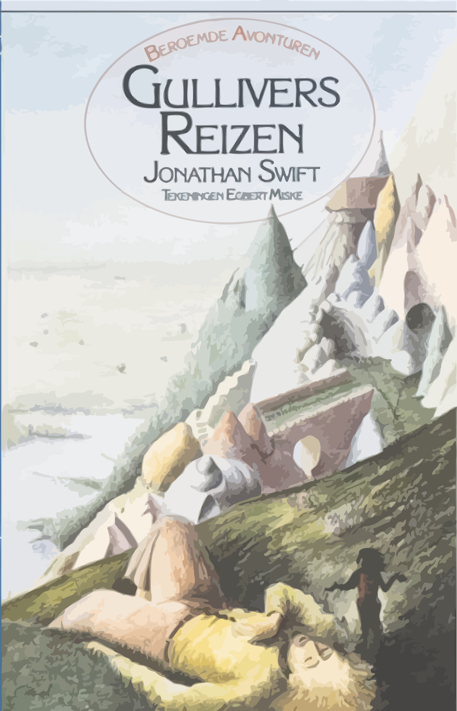 Jonathan Swift – Gulliver's reizen