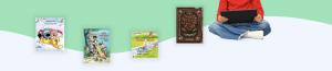 Lees meer over het artikel Kinderboeken (ook luisterboeken) voor maar 1 cent!