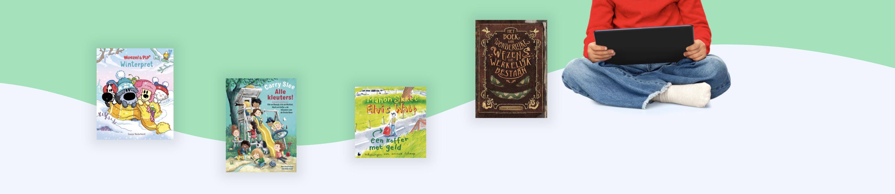 Kinderboeken (ook luisterboeken) voor maar 1 cent!
